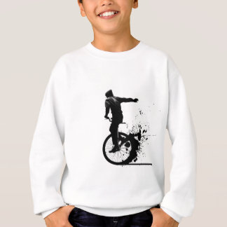 Camiseta Unicycle urbano