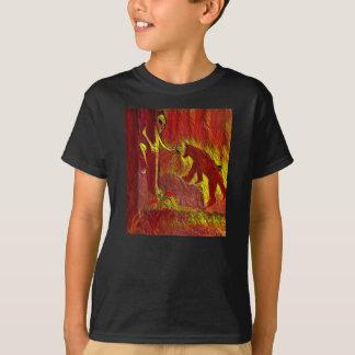 Camiseta Urso do UFO da alienígena