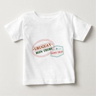 Camiseta Uruguai feito lá isso