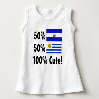 Camiseta Uruguayan 100% de 50% Salvadorenho 50% bonito