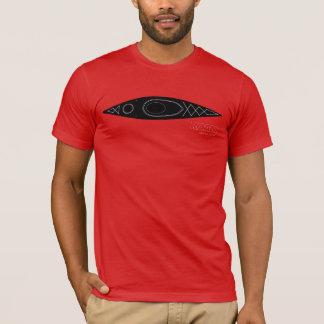 Camiseta VAGUEIE o caiaque do rio de Madawaska do roupa