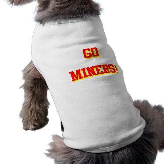 Camiseta VÃO OS MINEIROS! Doggy