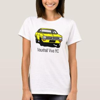 Camiseta Vauxhall amarelo Viva HC