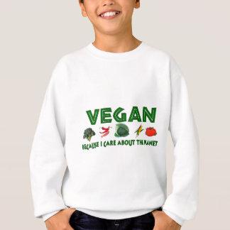 Camiseta Vegans para o planeta