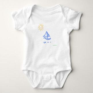 Camiseta veleiro