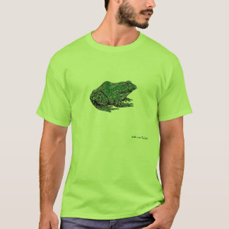 Camiseta Vida aquática 95