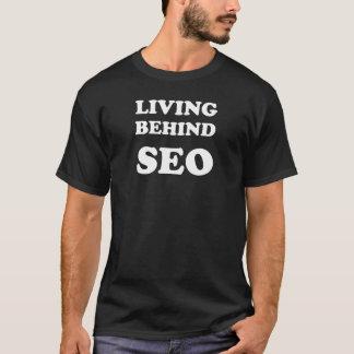 Camiseta Vida atrás de SEO