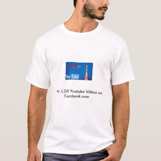 Camiseta Vídeos de LDS Youtube