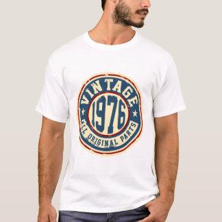 Camiseta Vintage 1976 todas as peças do original