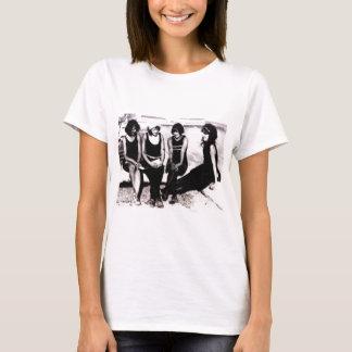 Camiseta Vintage que banha belezas