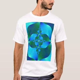 Camiseta Violoncelo azul