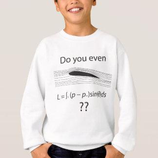 Camiseta Você levanta mesmo?  Humor da física