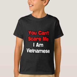 Camiseta Você não pode susto mim… vietnamita
