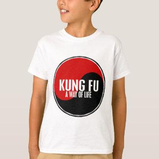 Camiseta Yin Yang Kung Fu 1