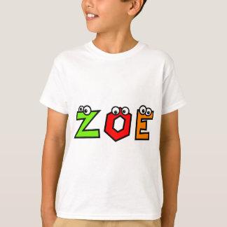 Camiseta Zoe