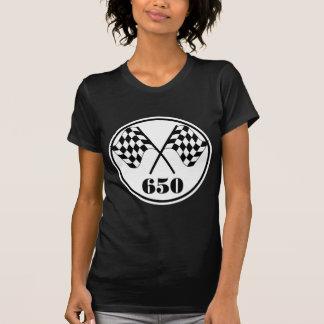 Camisetas 650 bandeiras Checkered