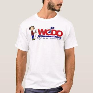 Camisetas A14 - Logotipo T do anunciador de CDO grande