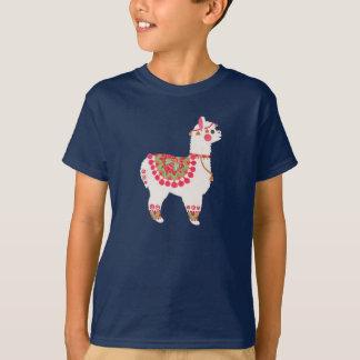 Camisetas A alpaca