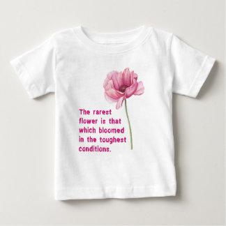 Camisetas A flor a mais rara