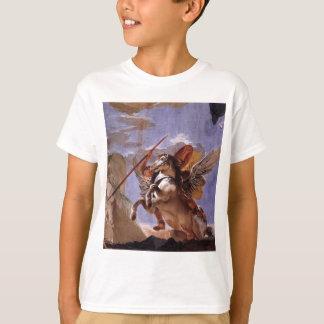 Camisetas A força da eloquência, do Bellerophon e do Pegasus