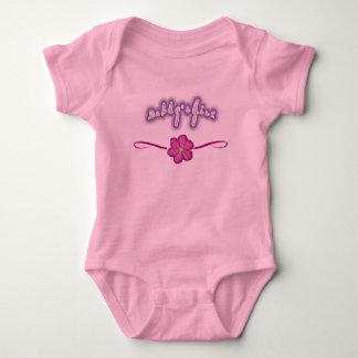 Camisetas A menina do pai
