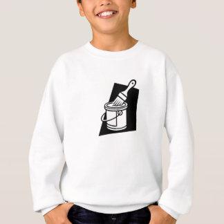 Camisetas A pintura pode e escova