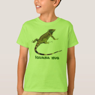 Camisetas Abraço da iguana (abraço do wanta de I)