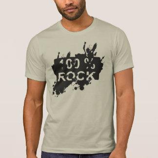 Camisetas Abstractamente 100% rock cavalheiros alpargata
