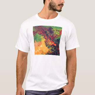 Camisetas Açafrão e caril