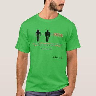 Camisetas Adam + Mesmo = todos
