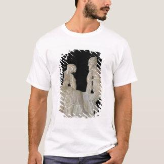 Camisetas Alivio que descreve Odysseus e Penélope