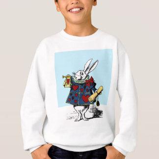 Camisetas Ame o coelho branco Alice no país das maravilhas