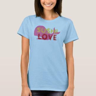 Camisetas Amor do sushi