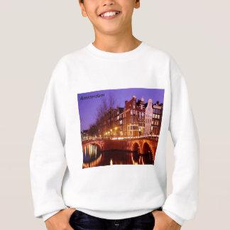 Camisetas Amsterdão--Cidade das luzes [kan.k].