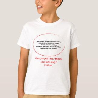 Camisetas Anti-Vaxx