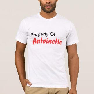 Camisetas Antoinette