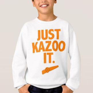 Camisetas Apenas Kazoo ele