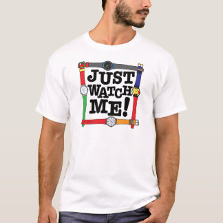Camisetas Apenas olhe-me