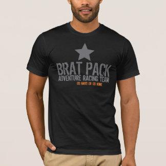 Camisetas Aventura do bloco do pirralho que compete o