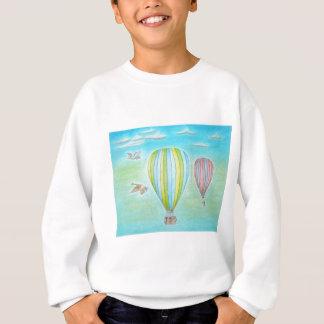 Camisetas balões de ar quente