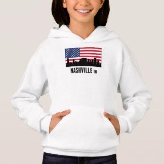 Camisetas Bandeira americana de Nashville TN