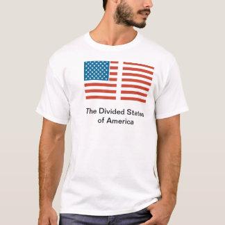 Camisetas Bandeira americana separada