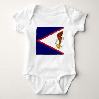 Camisetas Bandeira de Samoa Americanas