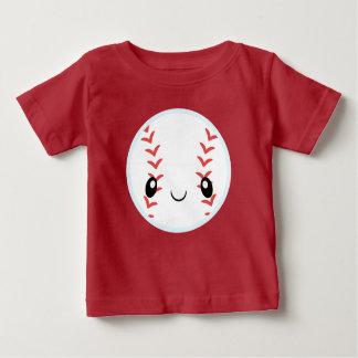 Camisetas Basebol de Emoji