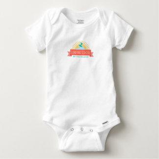 Camisetas Body Algodão Bebé Surf