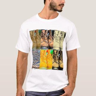 Camisetas Bota 6