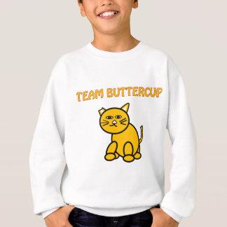 Camisetas Botão de ouro da equipe