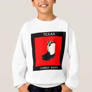 Camisetas Botas de vaqueiro 2 .jpg de Texas