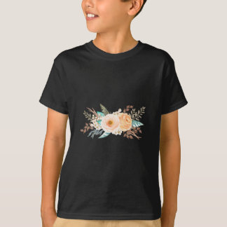 Camisetas Buquê do ranúnculo