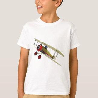 Camisetas Camelo e piloto de Sopwith
